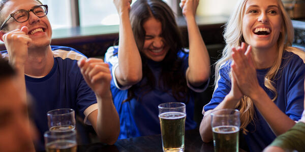 4 Reasons to Skip the Sun & Seek Out a Sports Bar Instead